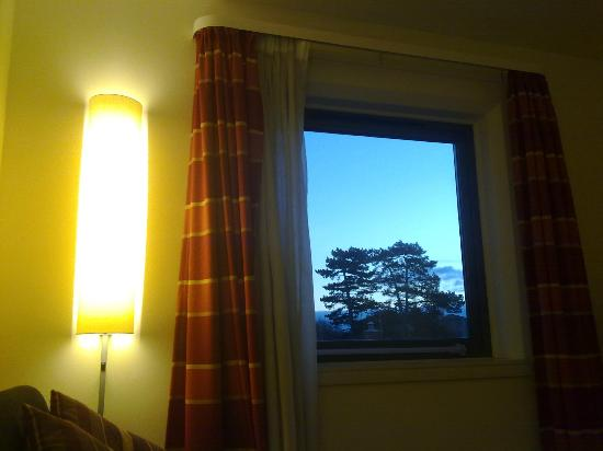 Holiday Inn Express Stevenage: HI Express Stevenage - View from room