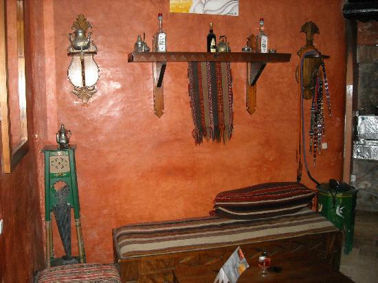 Odyssee Resort & Thalasso: bar chicha