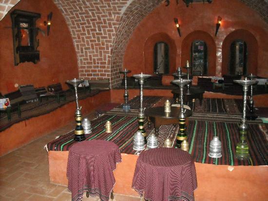 Odyssee Resort & Thalasso: bar a chicha