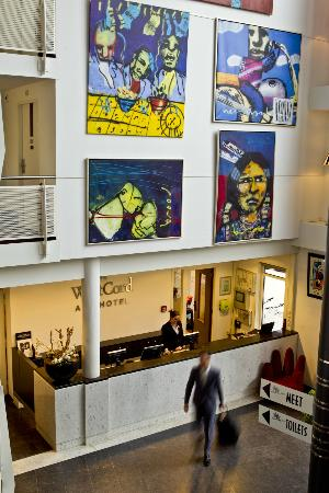Westcord art hotel amsterdam 98 1 2 5 updated 2018 for Art hotel amsterdam