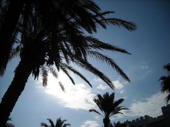 Odyssee Resort & Thalasso: ciel de novembre