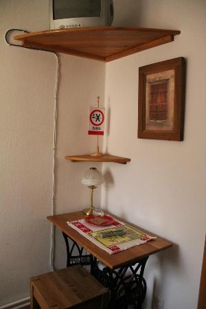 Pension am Schneiderturm: Non Smoking Single Room