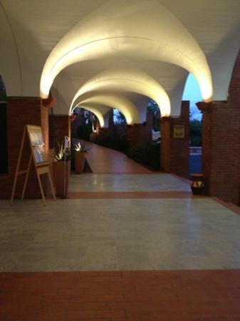 Hotel des Almadies : to meeting area