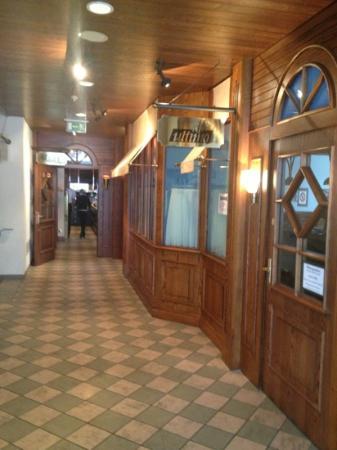 Hotel Newstar: accesso al ristorante