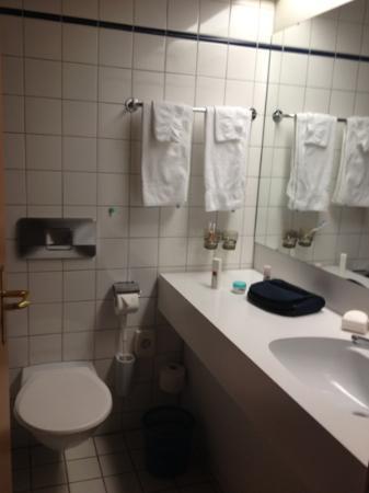 Hotel Newstar: bagno