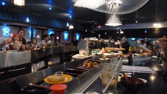 Blue ginger pan asian dining