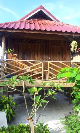 Otres Beach Resort: Our bungalow