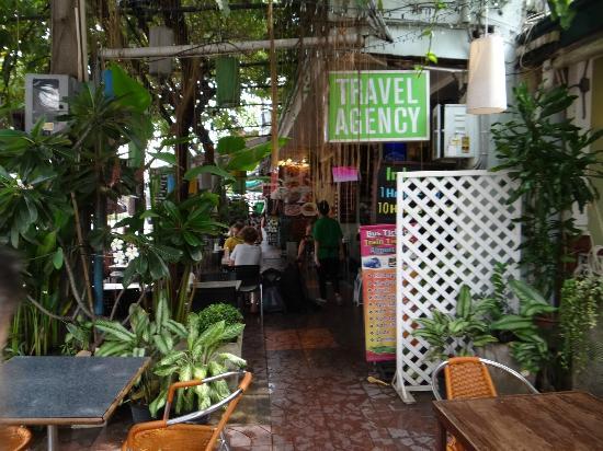Green House BKK: outside