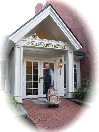 Green Mountain Inn: The Mansfield House 