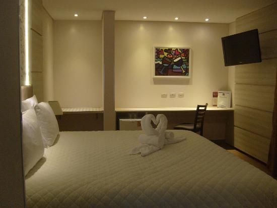 Tarobá Hotel: suite