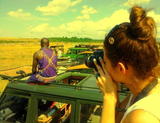 Mara Explorer Camp and Around..