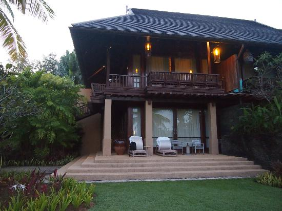 Four Seasons Resort Langkawi, Malaysia: Lower and Upper Pavillion