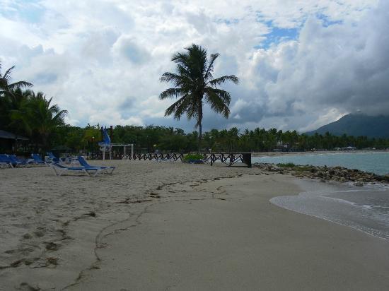 Grand Paradise Playa Dorada: LA PLAGE