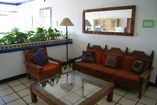 Casa Mexicana : Living room