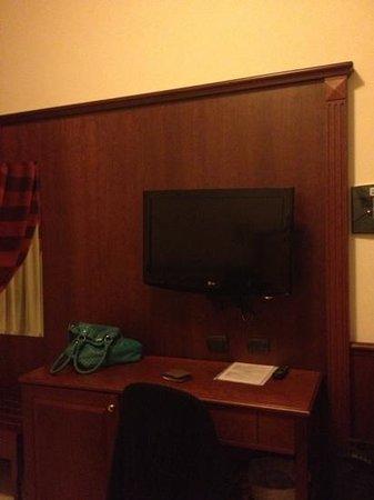 Residenza Praetoria: tv plasma grande