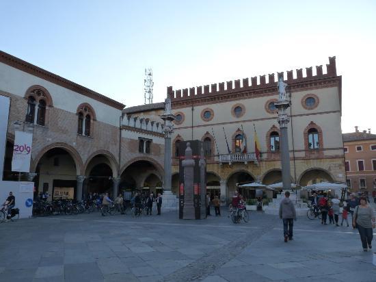 Hotel Ravenna: Stadtmitte