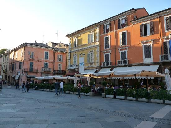 Hotel Ravenna: Italien mit seinen Kafeehäusern