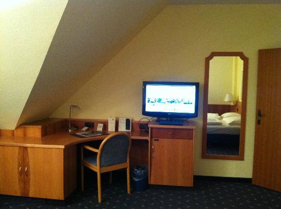 Hotel Kastanienhof: TV