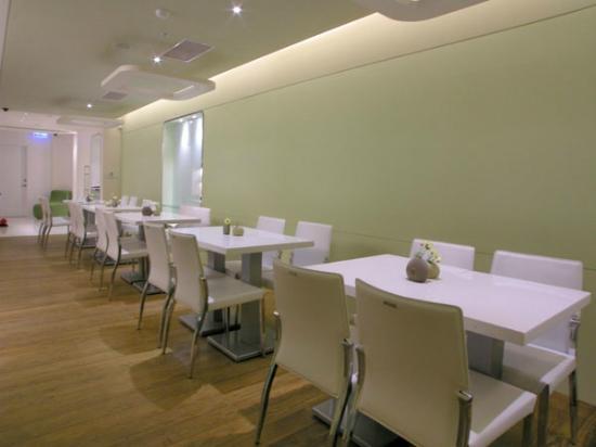 Dandy Hotel - Tianjin Branch: 丹迪餐廳- Hotel Dining Room
