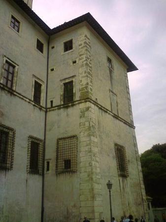 Palazzo Chigi di Ariccia : particolari