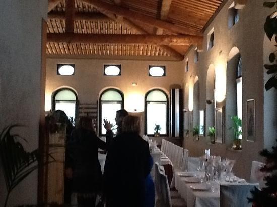Ristorante Tipico La Filanda: l'interno