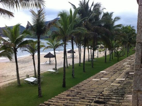Portobello Resort & Safari: View from the balcony