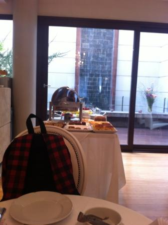 PuroBaires Hotel Boutique: breakfast
