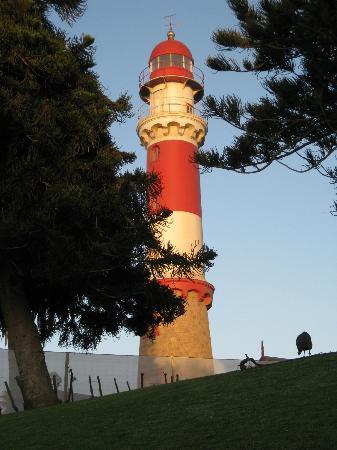 Swakopmund Guesthouse: Leuchtturm von Swakop