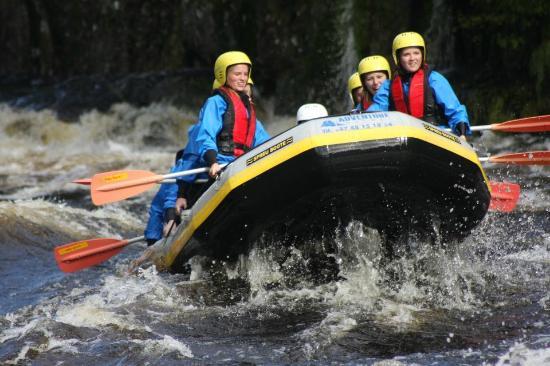 Adventure Norway: Rafting