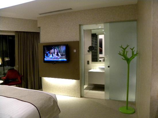 Wangz Hotel: camera