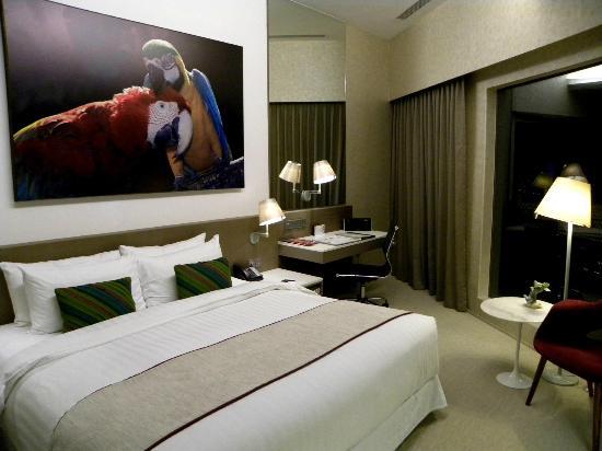 โรงแรมวังส์: camera interno
