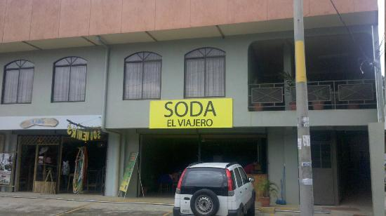 Soda El Viajero Uvita South Pacific Costa Rica