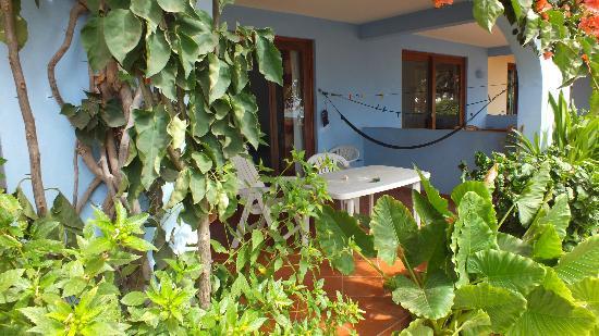 Porto Antigo Residence: Patio at Apt 4