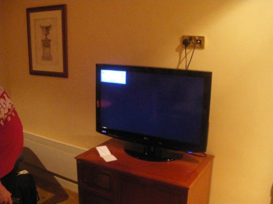 BEST WESTERN PLUS Manor NEC Birmingham: TV