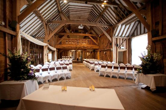 Tythe Barn Picture Of Tewin Bury Farm Hotel Welwyn Garden City