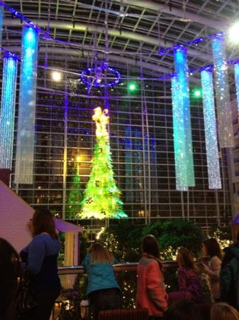 Gaylord National Resort & Convention Center: tree was best part