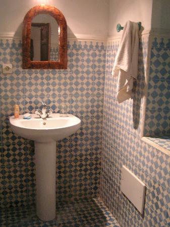 Palazzo Desdemona: salle de bain suite junior 11