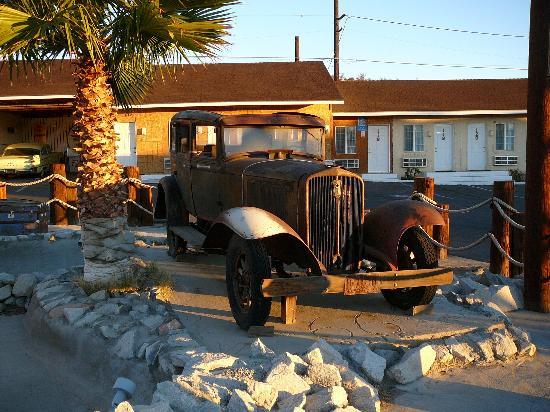 Route 66 Motel oldtimer