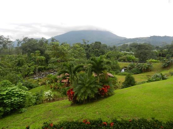 Arenal Manoa Hotel & Spa: View from our room