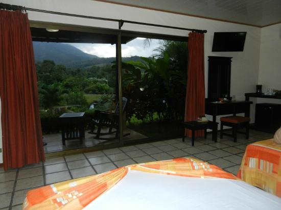 Arenal Manoa Hotel: View from room