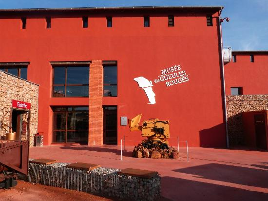 Musee des Gueules Rouges