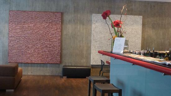 art & business Hotel: Bar