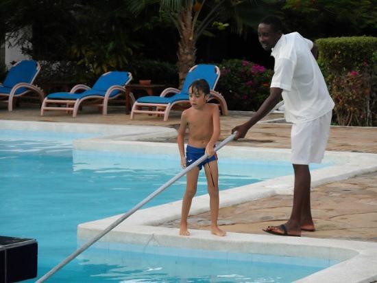 Dorado Cottage: piscina
