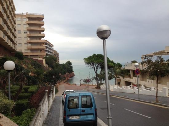 Pierre & Vacances: l'accès à une des plages