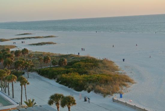 Bilmar Beach Resort: Vue de la chambre