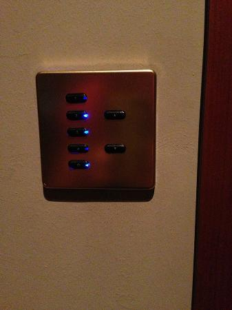 The St. Regis Florence: gym light switch- my downfall