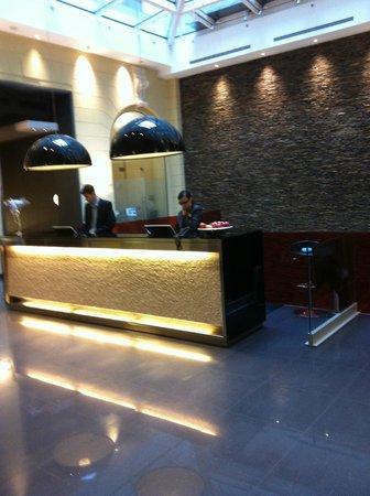 Hotel Palazzo Zichy: Reception