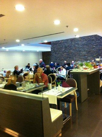 Hotel Palazzo Zichy: Breakfast