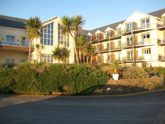 Inchydoney Island Lodge & Spa : Inchydoney basking in the winter sun