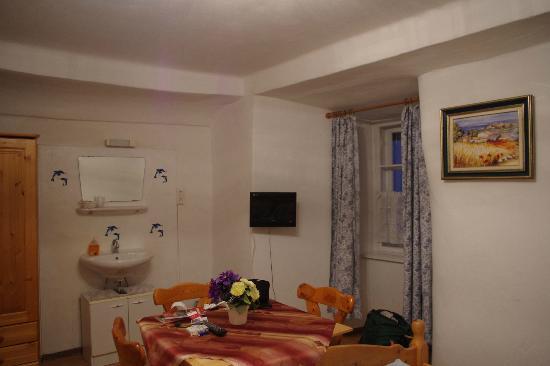 Gasthaus Hinterbruehl : Vue de la chambre